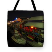 The Solace Of Night Tote Bag