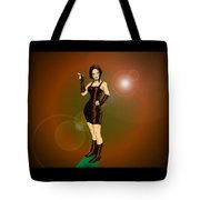 The Solar Fan Tote Bag