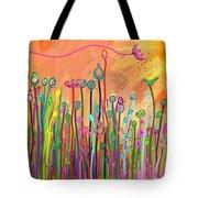 The Sole Surviving Soul Tote Bag