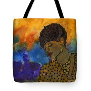 The Solitude Of My Experience Tote Bag