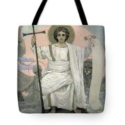 The Son Of God   The Word Of God Tote Bag