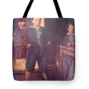 The Son Of The Artist Georgios Tote Bag