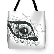 The Sorcerer's Divine Dance Of Infinite Divine Light Tote Bag