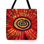 The Soul Of The Flower Tote Bag