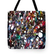 The Soul Verses The Intellect Tote Bag