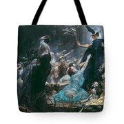 The Souls Of Acheron Tote Bag