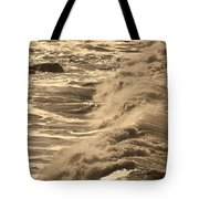 The Sound And The Fury Tote Bag