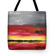 The Sound Of Freedom Tote Bag