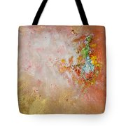 The Sound Of Sunshine Tote Bag by Julia Apostolova