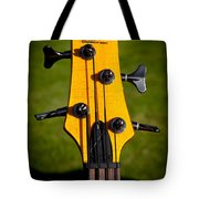 The Soundgear Guitar By Ibanez Tote Bag by David Patterson