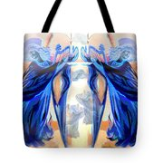 The Sounds Of Angels Tote Bag