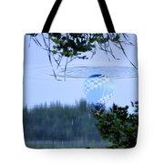 The Source Of Lake Ripples 01 Tote Bag