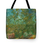 The South Of France Tote Bag