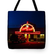 The Southwest Night Tote Bag