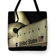 The Space Shuttle Endeavour 12 Tote Bag