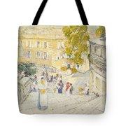 Wonderful The Spanish Steps Of Rome Tote Bag