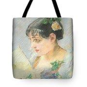 The Spanish Woman Tote Bag