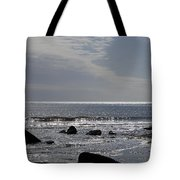 The Sparkling Sea Tote Bag
