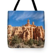 The Speaker And The Seer Tote Bag