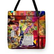 The Spherah Tiferet 9 Tote Bag