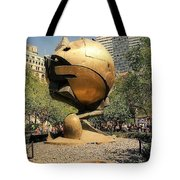 The Sphere Tote Bag