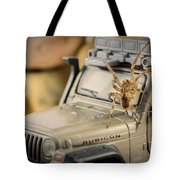 The Spider Series IIi Tote Bag