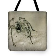 The Spider Series Xi Tote Bag