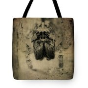 The Spider Series Xiii Tote Bag