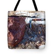 The Spigot Tote Bag