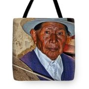 The Spinning Maestro Tote Bag