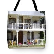 The Spirals Tote Bag