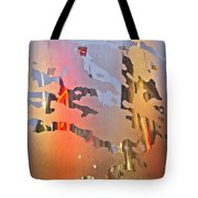 The Spire  Tote Bag