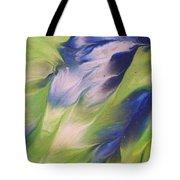 The Spirit Of A Hummingbird Tote Bag