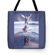 The Spirit Of Ecstasy # 2 Tote Bag