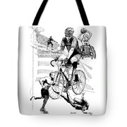 The Spirit Of Freedom Tote Bag