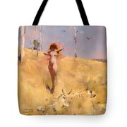 The Spirit Of The Drought Tote Bag
