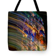 The Spirit Of The Saints Tote Bag