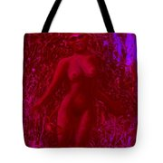 The Spirit Of The Wood Nymph Tote Bag