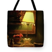 The Stage Is Set Tote Bag