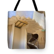 The Staircase Barcelona Tote Bag