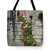 The Staircase Tote Bag