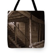 The Stairs Still Stand Tote Bag