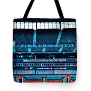 The Stands At Oriole Park Tote Bag