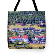 The Stanley A Grand Heritage Hotel Tote Bag