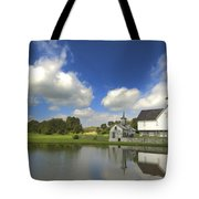 The Star Barn After The Storm Tote Bag