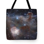 The Star-forming Region Ngc 2024 Tote Bag