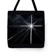 The Star Tote Bag by Judy M Watts-Rohanna