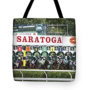 The Start At Saratoga Tote Bag