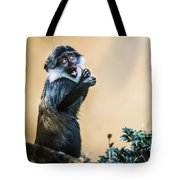 The Starving Ape Tote Bag