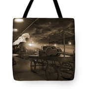 The Station 2 Tote Bag by Mike McGlothlen
